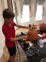 Pumpkin Carving Photo Thumbail