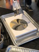 Acrylic Pour Night Photo Thumbail