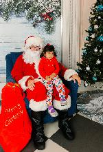 Cookies with Santa Photo Thumbail