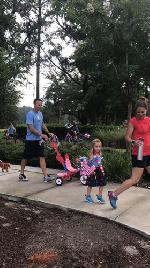 4th of July Parade Around the Pond Photo Thumbail