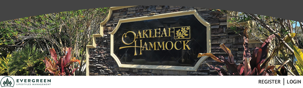 Oakleaf Hammock Homeowners Association